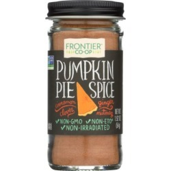 Pumpkin Pie Spice 2.08 Oz by Frontier
