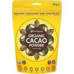 Raw Cocoa Powder 16 Oz by pHresh Products