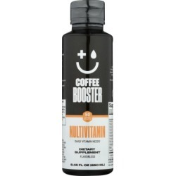 Booster Multivitamin 8.45 Oz by Coffee Booster