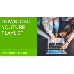 Download YouTube Playlist / found on Bargain Bro from  for $