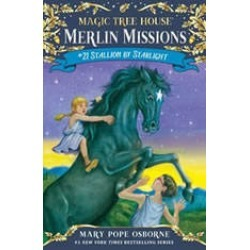 Magic Tree House #49: Stallion by Starlight found on Bargain Bro Philippines from audiobooksnow.com for $4.00