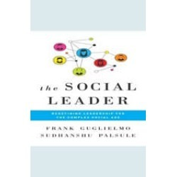The Social Leader: Redefining Leadership for the Complex Social Age found on Bargain Bro India from audiobooksnow.com for $13.99