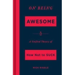 On Being Awesome: A Unified Theory of How Not to Suck found on Bargain Bro India from audiobooksnow.com for $7.50
