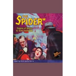 Spider #5 Empire of Doom, The found on Bargain Bro India from audiobooksnow.com for $11.49