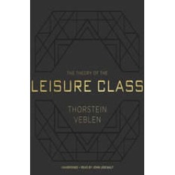The Theory of the Leisure Class found on Bargain Bro Philippines from audiobooksnow.com for $11.47