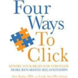 Four Ways to Click: Rewire Your Brain for Stronger, More Rewarding Relationships found on Bargain Bro India from audiobooksnow.com for $14.99