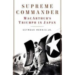 Supreme Commander: MacArthur's Triumph in Japan found on Bargain Bro India from audiobooksnow.com for $12.49