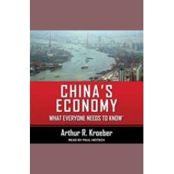 China's Economy: What Everyone Needs to Know® found on Bargain Bro India from audiobooksnow.com for $9.99