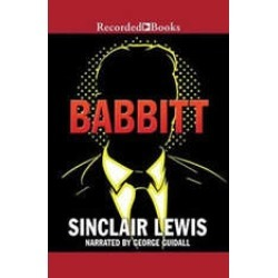 Babbitt found on Bargain Bro Philippines from audiobooksnow.com for $12.49