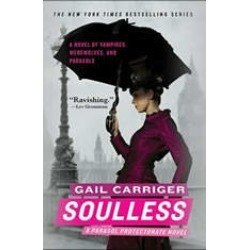 Soulless found on Bargain Bro Philippines from audiobooksnow.com for $12.49