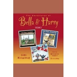 The Adventures of Bella & Harry, Vol. 5: Lets Visit Istanbul!, Lets Visit Jerusalem!, Lets Visit Vancouver! found on Bargain Bro Philippines from audiobooksnow.com for $2.47