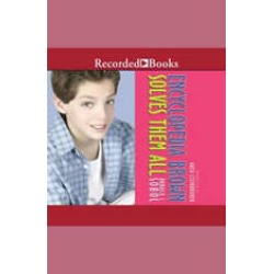 Encyclopedia Brown Solves Them All found on Bargain Bro Philippines from audiobooksnow.com for $4.49