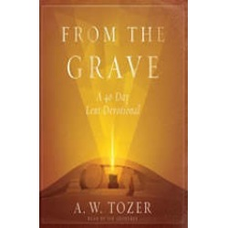 From the Grave: A 40-Day Lent Devotional found on Bargain Bro India from audiobooksnow.com for $5.49
