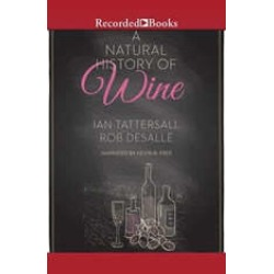 A Natural History of Wine found on Bargain Bro India from audiobooksnow.com for $9.99