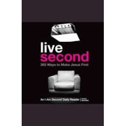 Live Second: 365 Ways to Make Jesus First found on Bargain Bro India from audiobooksnow.com for $10.49
