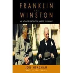 Franklin and Winston: An Intimate Portrait of an Epic Friendship found on Bargain Bro India from audiobooksnow.com for $8.47