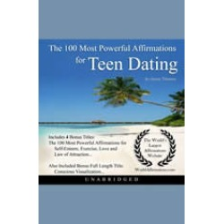 The 100 Most Powerful Affirmations for Teen Dating found on Bargain Bro Philippines from audiobooksnow.com for $7.48
