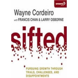 Sifted: Pursuing Growth through Trials, Challenges, and Disappointments found on Bargain Bro India from audiobooksnow.com for $9.49