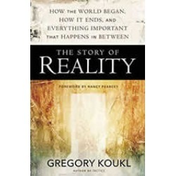 The Story of Reality: Audio Lectures: How the World Began, How it Ends, and Everything Important that Happens in Between found on Bargain Bro Philippines from audiobooksnow.com for $10.99