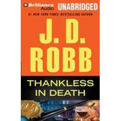 Thankless in Death found on Bargain Bro India from audiobooksnow.com for $9.99