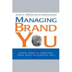 Managing Brand You: 7 Steps to Creating Your Most Successful Self found on Bargain Bro India from audiobooksnow.com for $12.49