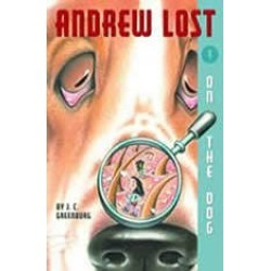 On the Dog: Andrew Lost #1 found on Bargain Bro India from audiobooksnow.com for $2.99