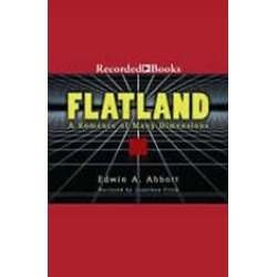 Flatland found on Bargain Bro India from audiobooksnow.com for $9.99