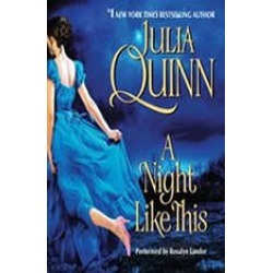 A Night Like This found on Bargain Bro Philippines from audiobooksnow.com for $12.49