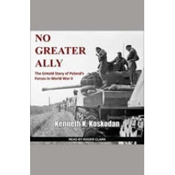 No Greater Ally: The Untold Story of Poland's Forces in World War II found on Bargain Bro India from audiobooksnow.com for $12.49