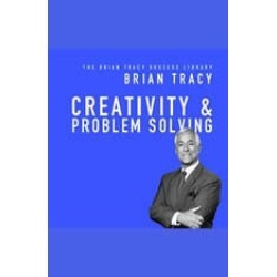 Creativity & Problem Solving: The Brian Tracy Success Library found on Bargain Bro India from audiobooksnow.com for $9.99