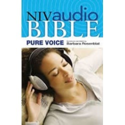 A NIVudio Bible, Pure Voice: 1 and 2 Peter; 1, 2 and 3 John; and Judeudio Download (Narrated by Barbara Rosenblat)