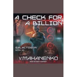 A Check for a Billion found on Bargain Bro India from audiobooksnow.com for $12.49