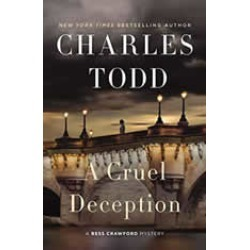 A Cruel Deception: A Bess Crawford Mystery found on Bargain Bro Philippines from audiobooksnow.com for $13.49