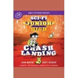 Sci-Fi Junior High: Crash Landing found on Bargain Bro Philippines from audiobooksnow.com for $8.99
