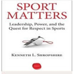 Sport Matters: Leadership, Power, and the Quest for Respect in Sports found on Bargain Bro India from audiobooksnow.com for $13.99