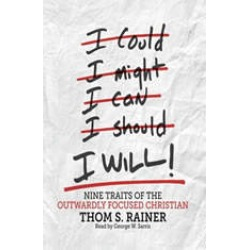 I Will: Nine Habits of the Outwardly Focused Christian found on Bargain Bro India from audiobooksnow.com for $4.99