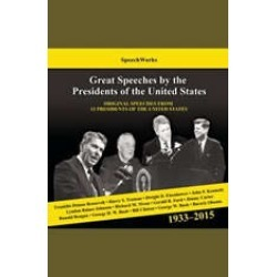 Great Speeches by the Presidents of the United States, 19332015 found on Bargain Bro Philippines from audiobooksnow.com for $14.97