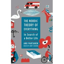 The Nordic Theory of Everything: In Search of a Better Life found on Bargain Bro Philippines from audiobooksnow.com for $13.49