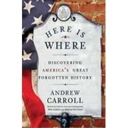 Here Is Where: Discovering America's Great Forgotten History found on Bargain Bro Philippines from audiobooksnow.com for $11.25