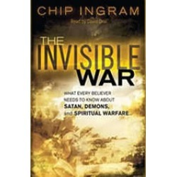 The Invisible War: What Every Believer Needs to Know About Satan, Demons, and Spiritual Warfare found on Bargain Bro India from audiobooksnow.com for $6.49