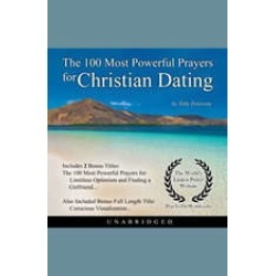 The 100 Most Powerful Prayers for Christian Dating found on Bargain Bro India from audiobooksnow.com for $4.99