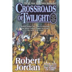 Crossroads of Twilight: Book Ten of The Wheel of Time found on Bargain Bro India from audiobooksnow.com for $22.49