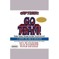 Go Team!: Take Your Team to the Next Level  3 Steps to Great Results found on Bargain Bro India from audiobooksnow.com for $7.49
