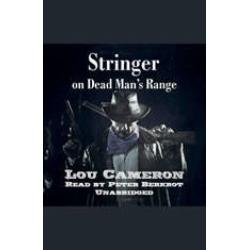 Stringer on Dead Mans Range found on Bargain Bro Philippines from audiobooksnow.com for $9.97