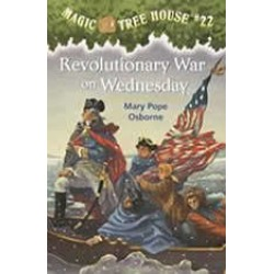 Magic Tree House #22: Revolutionary War on Wednesday found on Bargain Bro India from audiobooksnow.com for $3.00