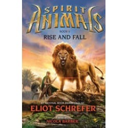 Spirit Animals #6: Rise and Fall found on Bargain Bro India from audiobooksnow.com for $10.49