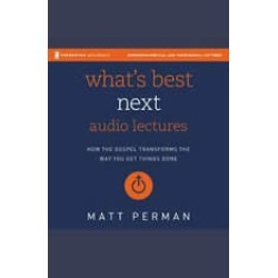 What's Best Next: Audio Lectures: How the Gospel Transforms the Way You Get Things Done found on Bargain Bro Philippines from audiobooksnow.com for $10.99