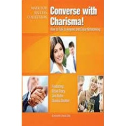 Converse with Charisma!: How to Talk to Anyone and Enjoy Networking found on Bargain Bro India from audiobooksnow.com for $9.97