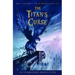 The Titan's Curse: Percy Jackson and the Olympians: Book 3 found on Bargain Bro India from audiobooksnow.com for $9.25