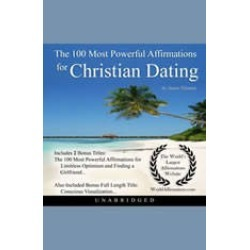 The 100 Most Powerful Affirmations for Christian Dating found on Bargain Bro Philippines from audiobooksnow.com for $4.99